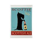Scottie Scottish Ale Rectangle Magnet (100 pack)