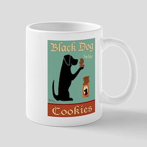 Black Dog Cookies Mug