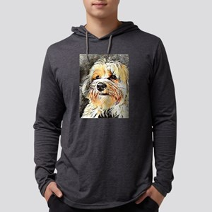 Copper the Havapookie Long Sleeve T-Shirt