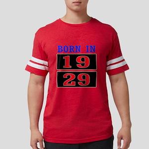 Born In 1929 Mens Football Shirt