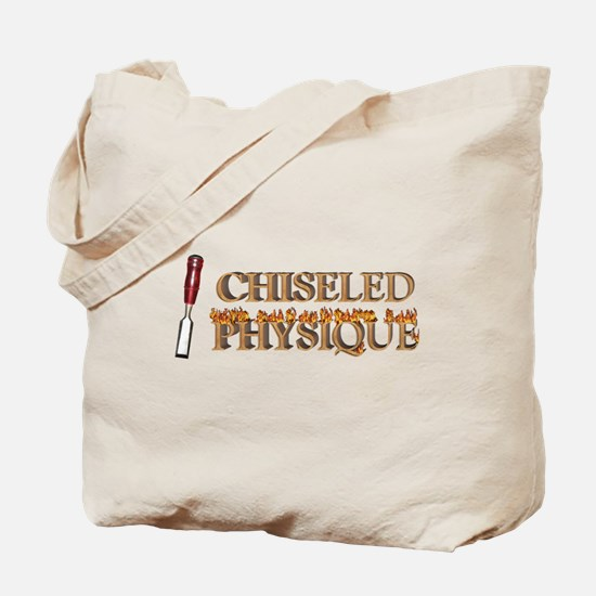 Chiseled Physique Tote Bag