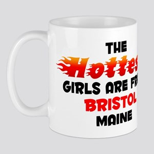 Hot Girls: Bristol, ME Mug