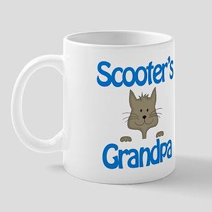 Scooter's Grandpa Mug