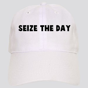 Seize the day Cap