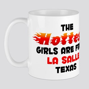 Hot Girls: La Salle, TX Mug