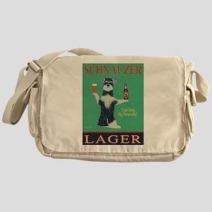 Schnauzer Lager Messenger Bag