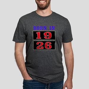 Born In 1926 Mens Tri-blend T-Shirt
