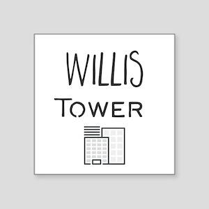 Willis Tower Sticker