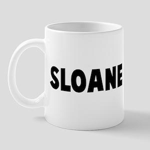 Sloane ranger Mug