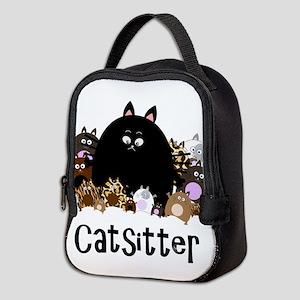 catSitter Neoprene Lunch Bag