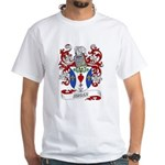 Hurry Coat of Arms White T-Shirt
