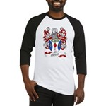 Hurry Coat of Arms Baseball Jersey