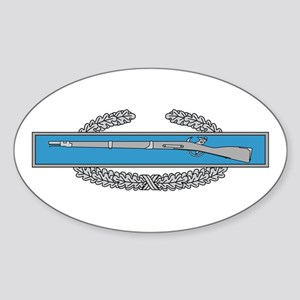 Combat Infantry Badge Sticker