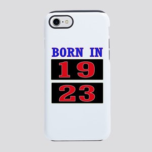 Born In 1923 iPhone 8/7 Tough Case