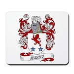 Hurry Coat of Arms Mousepad