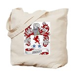 Hurry Coat of Arms Tote Bag