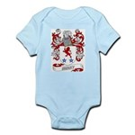 Hurry Coat of Arms Infant Creeper
