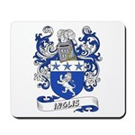Inglis Coat of Arms Mousepad