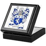 Inglis Coat of Arms Keepsake Box