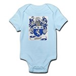 Inglis Coat of Arms Infant Creeper