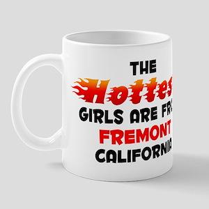Hot Girls: Fremont, CA Mug