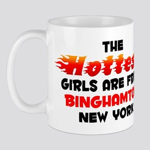 Hot Girls: Binghamton, NY Mug