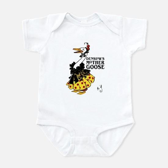 DENSLOW'S Mother Goose Infant Bodysuit