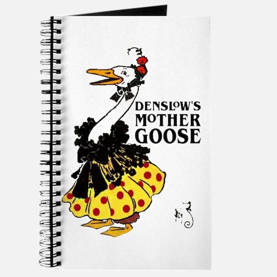 DENSLOW'S Mother Goose Journal