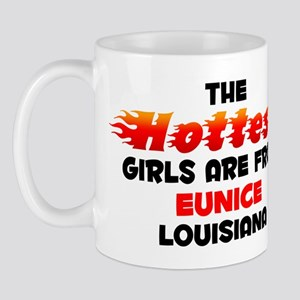 Hot Girls: Eunice, LA Mug