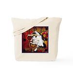 Cat Taurus Tote Bag