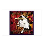 Cat Taurus Postcards (Package of 8)