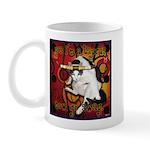 Cat Taurus Mug