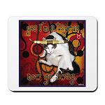 Cat Taurus Mousepad