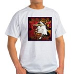 Cat Taurus Light T-Shirt