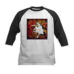 Cat Taurus Kids Baseball Jersey