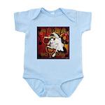 Cat Taurus Infant Bodysuit