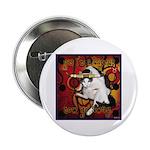 "Cat Taurus 2.25"" Button (100 pack)"