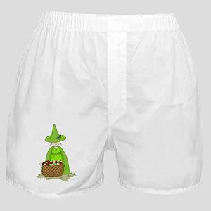 Light Green Boxer Shorts