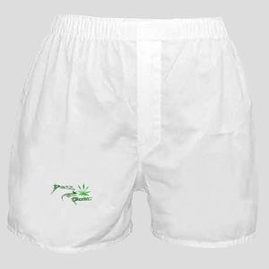 Pass The Bong Boxer Shorts