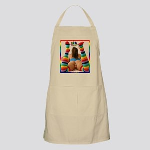 #0045 Taste the RAINBOW BBQ Apron