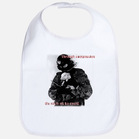 Animal Liberation Bib