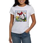 Cat Cancer Women's T-Shirt