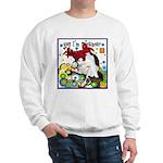Cat Cancer Sweatshirt