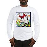 Cat Cancer Long Sleeve T-Shirt