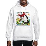 Cat Cancer Hooded Sweatshirt