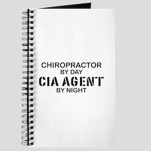 Chiropractor CIA Agent Journal