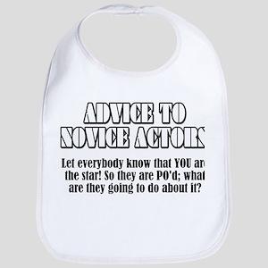 "Advice ""Star"" Bib"