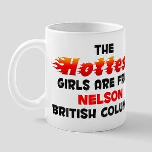 Hot Girls: Nelson, BC Mug