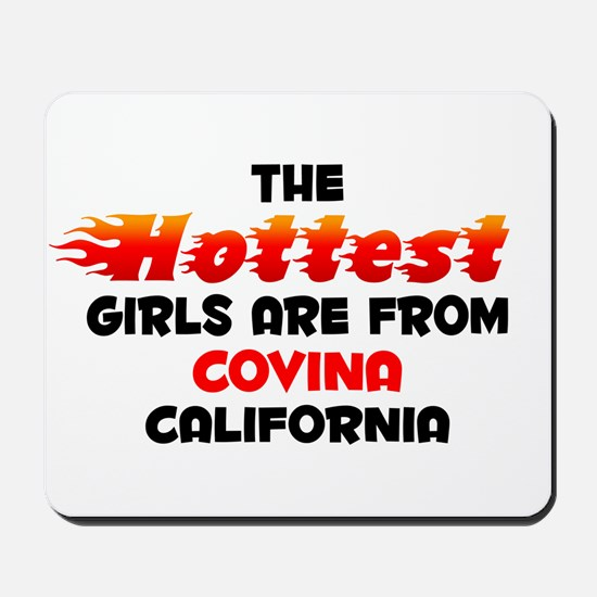 Hot Girls: Covina, CA Mousepad