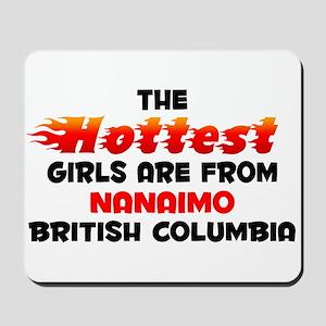Hot Girls: Nanaimo, BC Mousepad